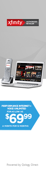 XFINITY PERFORMANCE INTERNET + VOICE UNLIMITED
