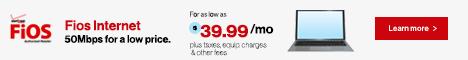 Verizon FiOS Internet