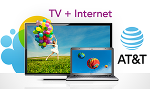AT&T TV + Internet Double Play Bundle