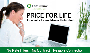 CenturyLink Internet and Phone