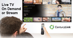 CenturyLink TV, Centurylink bundles, Centurylink Internet and TV, TV and Internet, High speed Internet, Prism TV, Fast Internet