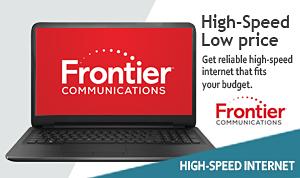 Frontier High Speed Internet