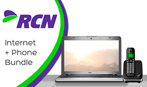 RCN 500 Mbps Internet + Unlimited Phone | Internet ...