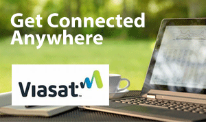 Viasat Satellite High Speed Internet Service
