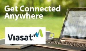 Viasat Satellite High Speed Internet Service