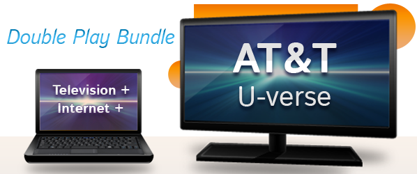 AT&T U450 TV + AT&T U-verse Max Plus Internet Bundle ...