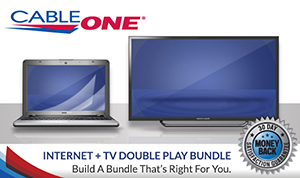 Cable ONE TV + Internet Bundle