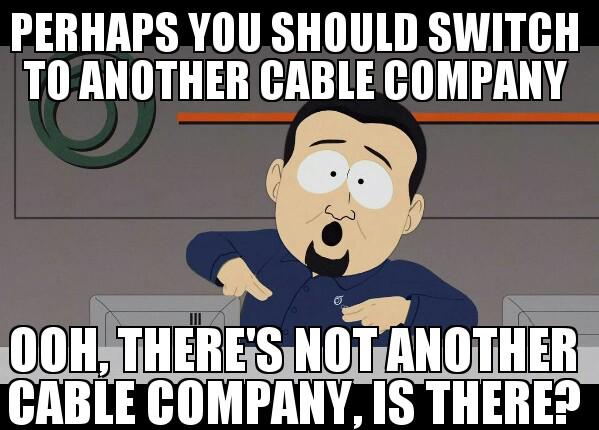 Comcast Xfinity attempts to censor internet service availability websites