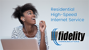 Fidelity Communications High Speed Internet