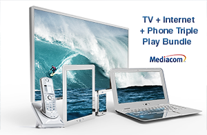 Mediacom TV Internet Home Phone Bundle Offers