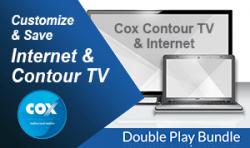 Cox Contour TV, Cox Internet, Cox TV and Internet, Cox TV, Cox High Speed Internet, Cox Contour TV