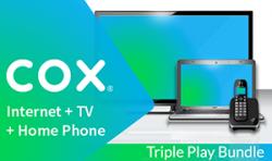 Cox Triple Play Bundle In My Zip Code
