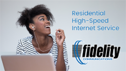 Fidelity Communications High Speed Internet