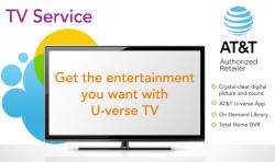 Find U-verse TV in my area