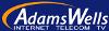 AdamsWells Logo